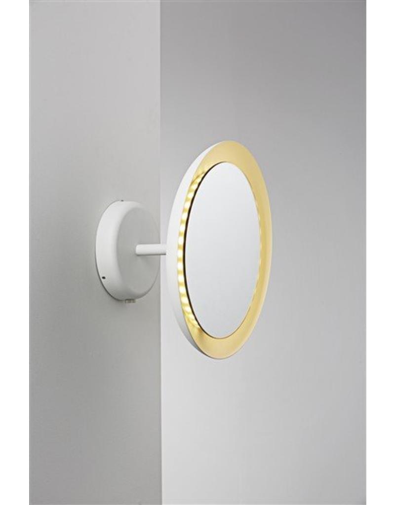 Light bathroom mirror - Wall Light Bathroom Mirror Led White 8w Ip44 300mm