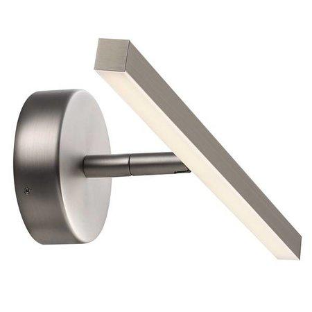 Wandlamp badkamer LED wit of grijs 5,6W 400mm breed