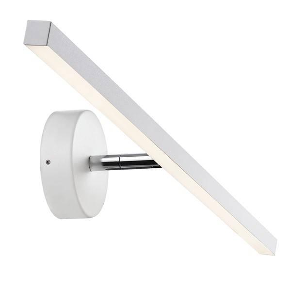 Wandlamp badkamer LED wit of grijs 6,5W 600mm breed | Myplanetled