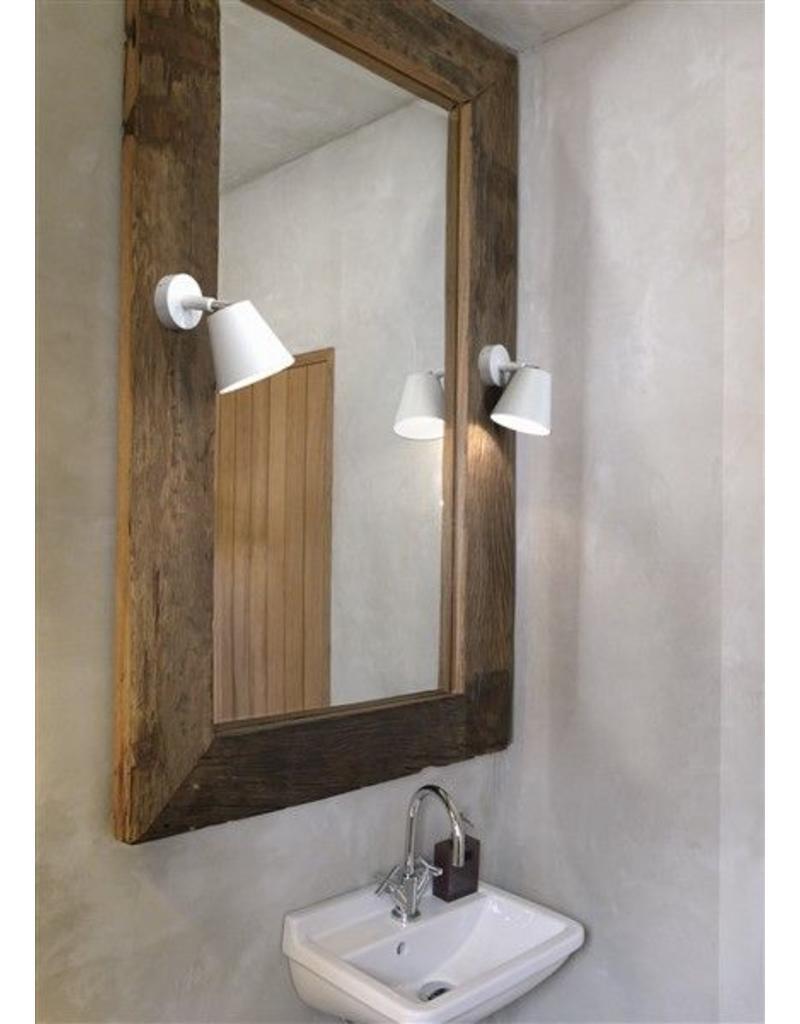 Applique murale salle de bain LED blanche ou chrome 3W 105mm large ...