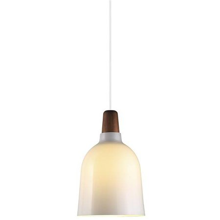 Pendant light glass or metal conic E14 140mm Ø