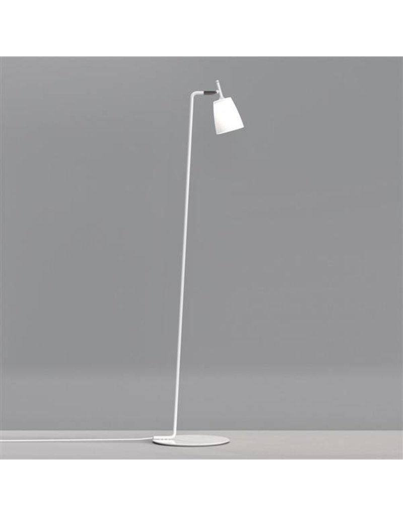 Floor lamp LED white orientable 5W 1400mm high