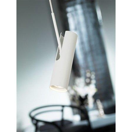 Hanglamp design zwart of wit richtbaar 270mm hoog