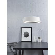 Hanglamp LED wit of grijs rond 14,5W 360mm diameter