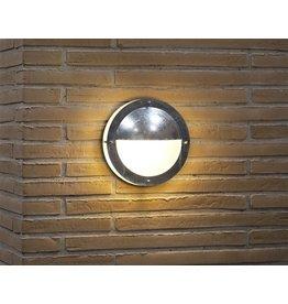 Applique murale exterieure cabine galvanis inox 200 for Applique murale exterieure ronde