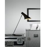 Desk lamp design white or black E14 440mm high