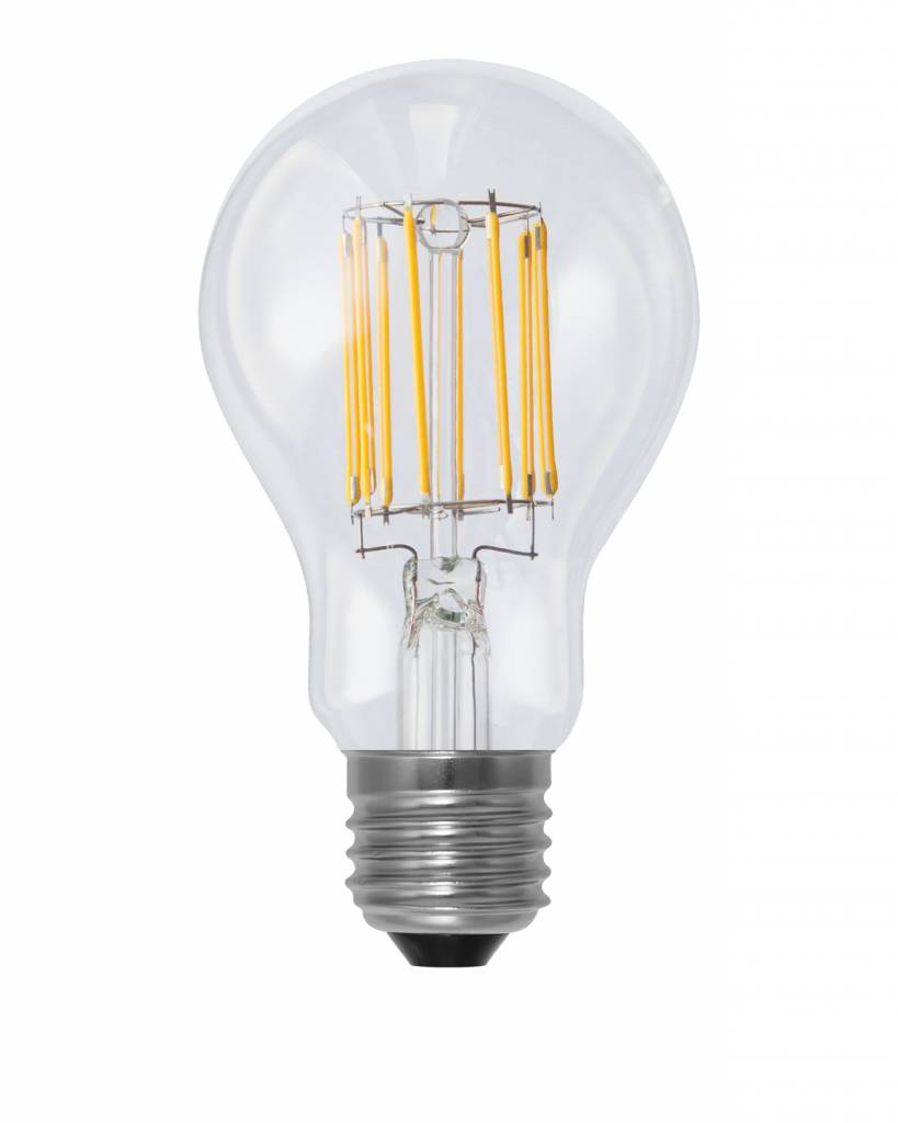 Ampoule led e27 dimmable filament 8w myplanetled for Ampoule led exterieur