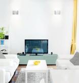 Applique murale bois ou alu LED 13W 230mm large