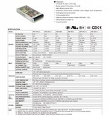 LED driver Meanwell 0-200W