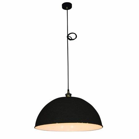 Pendant light fixture industrial 600mm diameter E27