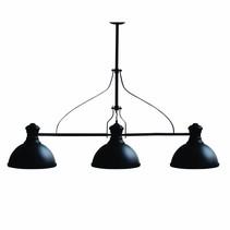 Luminaire suspendu vintage salle à manger 1200mm E27x3