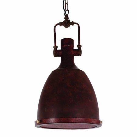 Pendant light copper vintage chain 300mm E27
