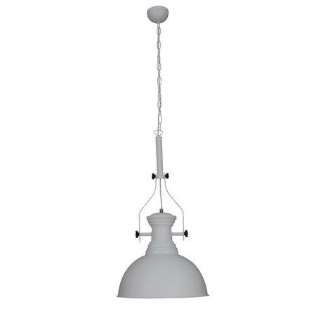 Pendant light chain copper-bronze-white-black industrial 500mm