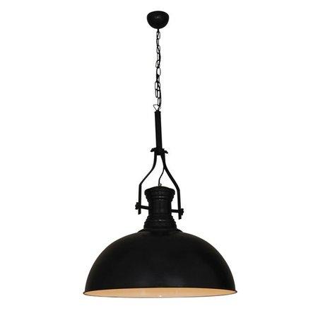 Luminaire suspendu vintage cuivre-bronze-blanc-noir 500mm