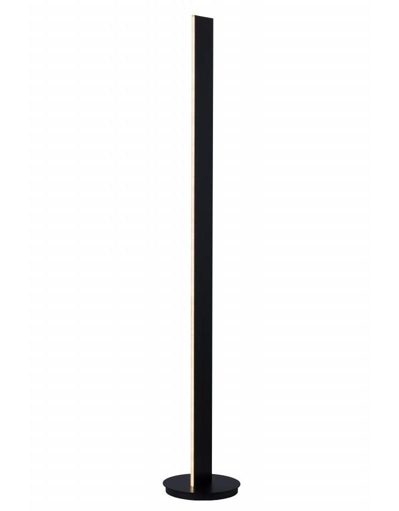 Floor lamp LED design black, white, brown 23W 1517mm