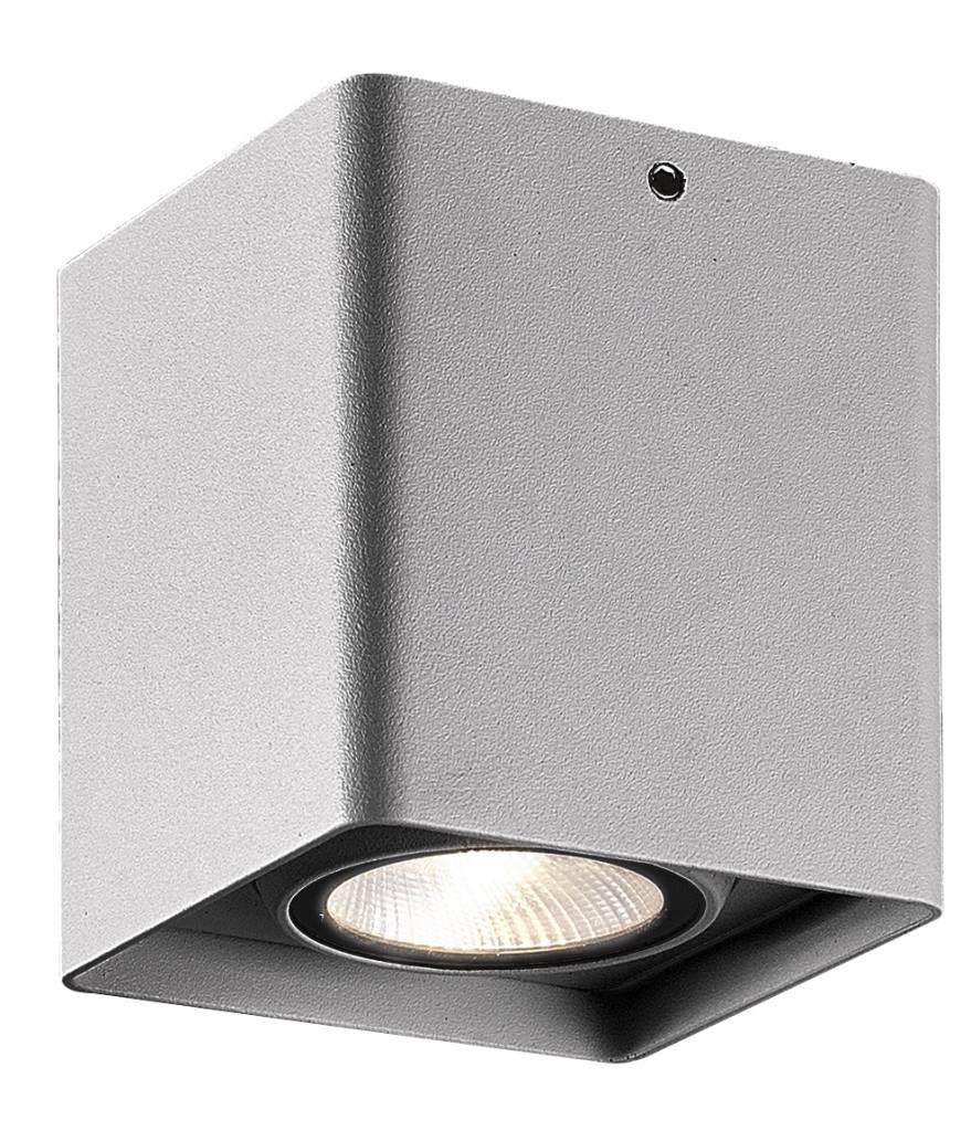 Plafondlamp wit, zwart of grijs badkamer LED 9W | Myplanetled