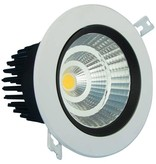 12W LED downlight 95mm cut-out