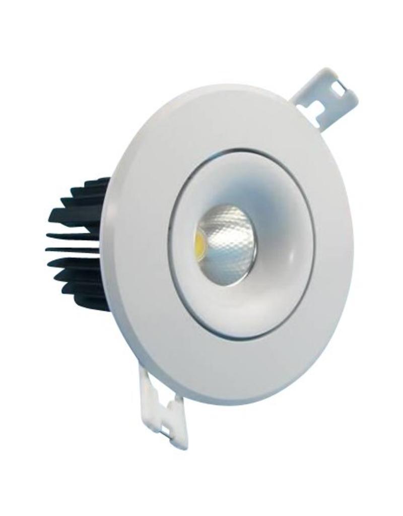 Downlight recessed 15W LED design 15°/24°/38°/60°