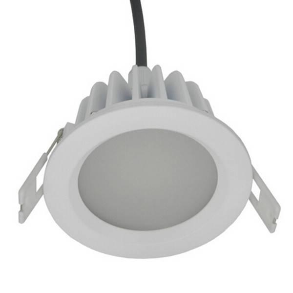 Grand Spot Encastrable LED 12W 140° Sans Transfo Salle De Bain