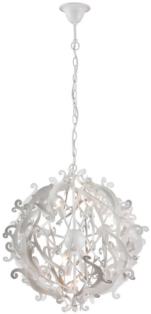 lustre de luxe boule noir blanc gris 51cm myplanetled. Black Bedroom Furniture Sets. Home Design Ideas