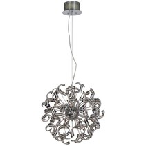 Luxury pendant light design ball strips 70cm Ø G9x25