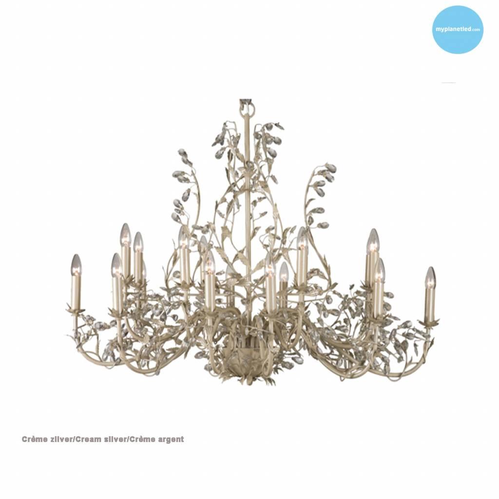 lustre de luxe baroque chandelier 7 couleurs e14x18 myplanetled. Black Bedroom Furniture Sets. Home Design Ideas