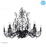 Chandelier pendant light candle lights 7 colours E14x18