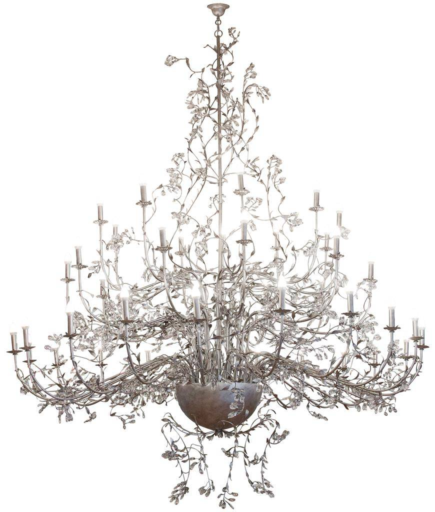 lustre g ant baroque chandelier e14x40 250cm myplanetled. Black Bedroom Furniture Sets. Home Design Ideas