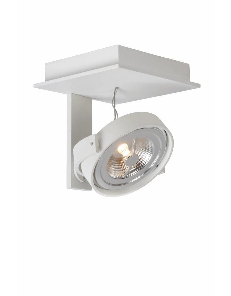 spot plafond led blanc ou gris orientable 12w myplanetled. Black Bedroom Furniture Sets. Home Design Ideas