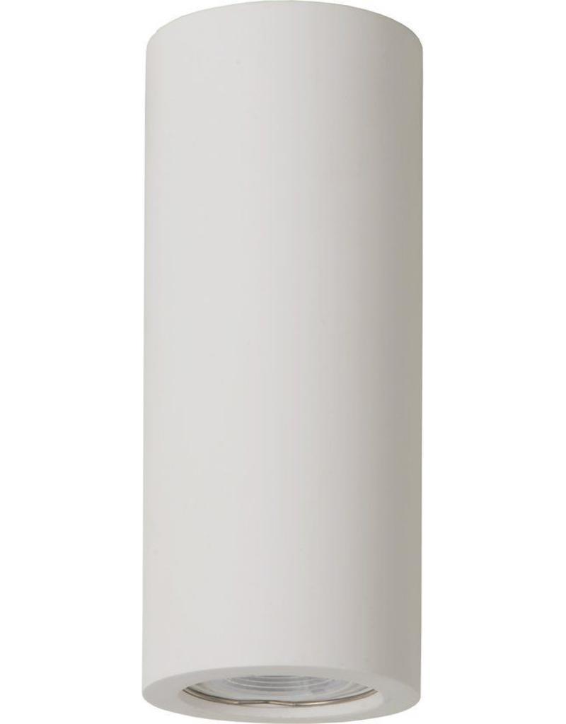 Ceiling light for kitchen plaster round 170mm H GU10