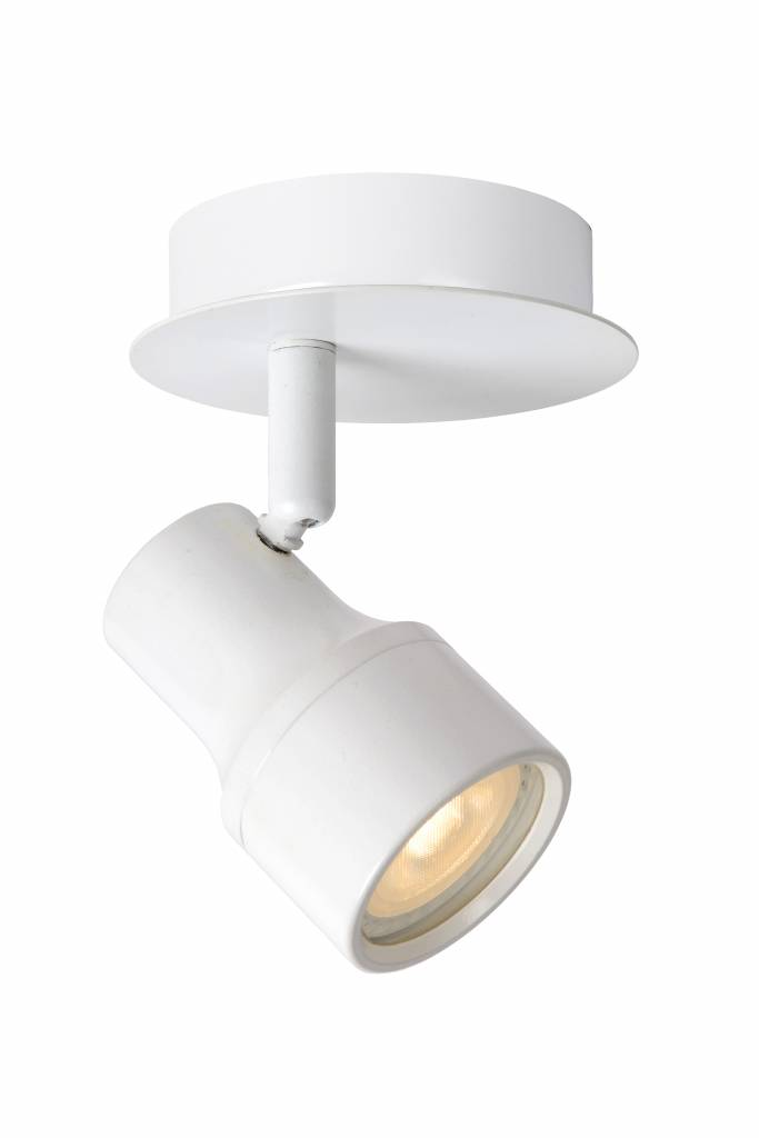 Bathroom ceiling light LED white or chrome GU10 4,5W