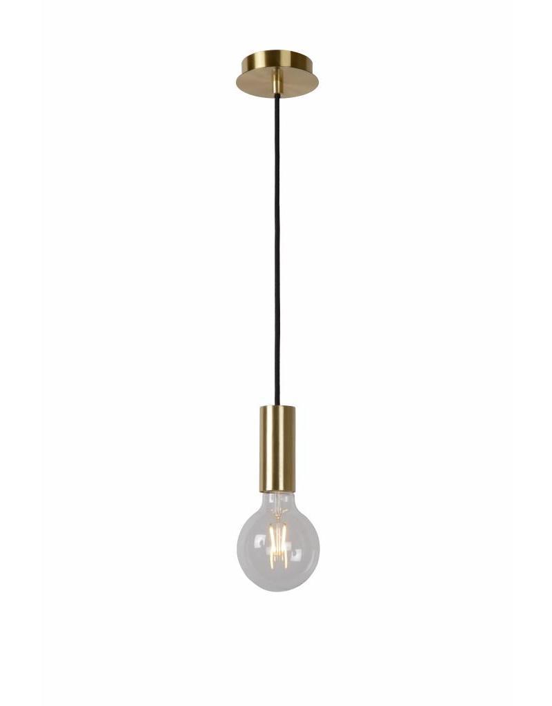 Fitting pendant light copper, gold, rust E27 4W LED