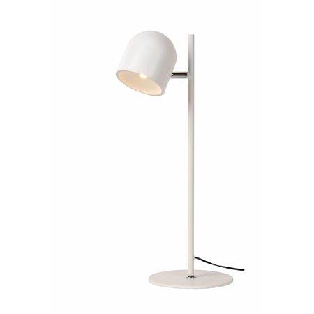Scandinavian table lamp black, white LED 5W 46cm H