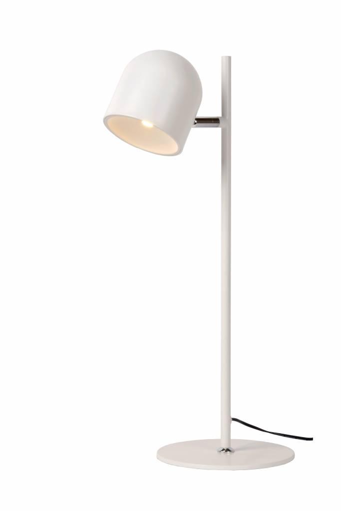 Lampe de table Scandinave noire, blanche LED 5W, 46cm | Myplanetled