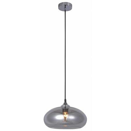 Luminaire cuisine doré ou gris 30cm Ø