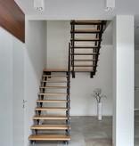 Ceiling light GU10 design plaster rectangular 205x110mm