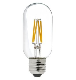 LED lamp smal E27 dimbaar kooldraad 4W