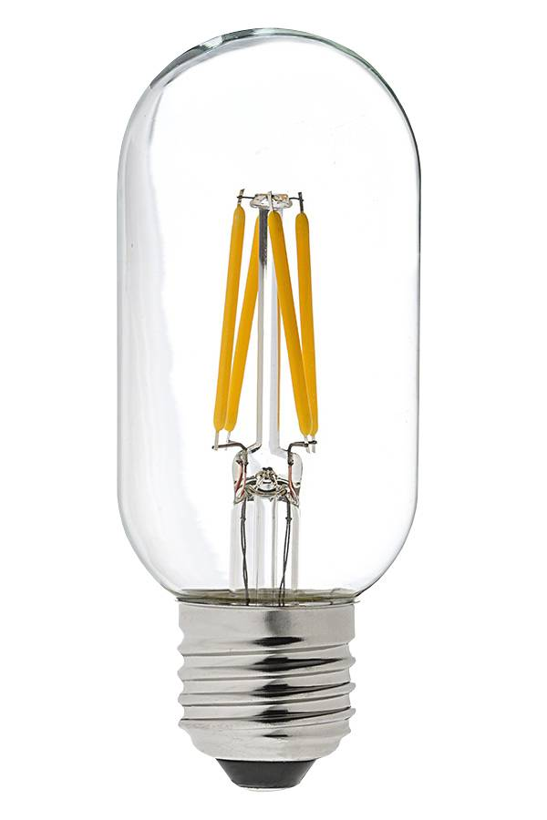 LED light small dimmable filament 4W