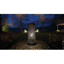 Terrace light rustic brass bronze, nickel