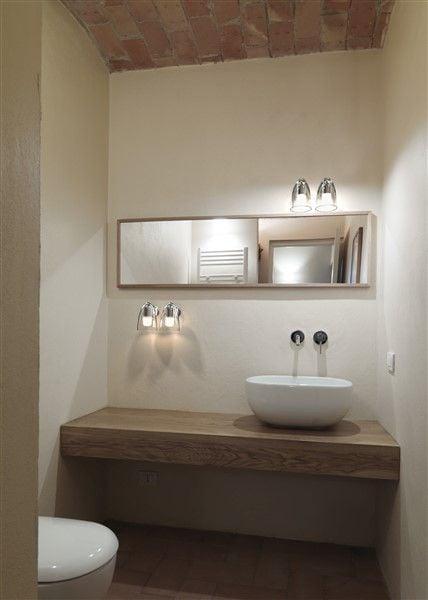 Eclairage salle de bain quels sont les diff rentes - Eclairage spot salle de bain ...