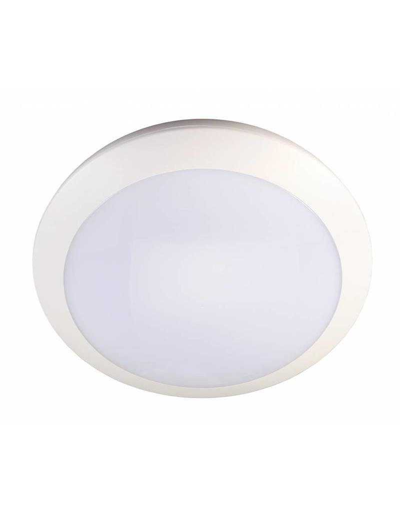 Outdoor Ceiling Light With Sensor Led Round 16w