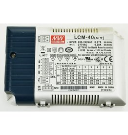 Driver 1-10V dimmable Meanwell 42W IP20