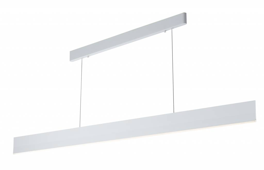 Luminaire suspendu led moderne brun 26w 1200mm large for Luminaire suspendu moderne