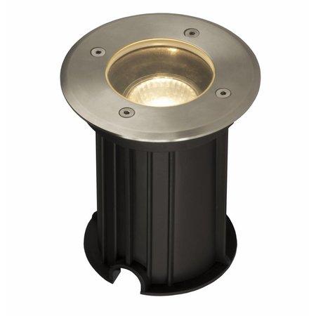GU10 ground light round or square