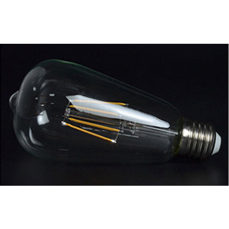 Squirrel cage LED filament dimmable 4W