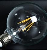 Ampoule LED E27 ronde 6W filament