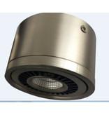 Ceiling light LED white or black driverless 360° 7W