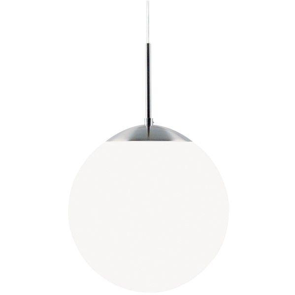 Glazen bol lamp 20cm Ø, 25cm Ø, 30cm Ø