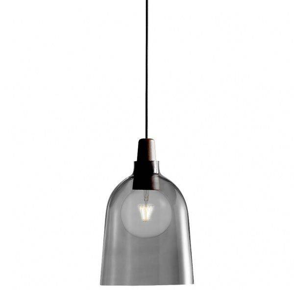 Smoked glass pendant light E27 24 cm Ø  sc 1 st  Myplanetled & Smoked glass pendant light E27 24 cm Ø | Myplanetled
