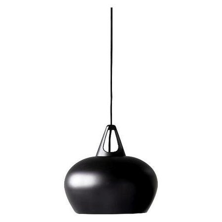Japanese pendant light 29 cm Ø - 38 cm Ø - 46 cm Ø black